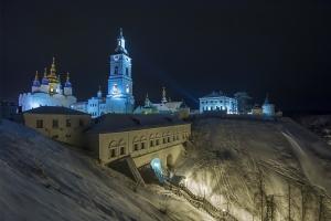ВЫХОДНОЙ В ТОБОЛЬСКЕ! (тур с ж/д переездом из Екатеринбурга)