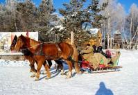 Байкал прогулки на лошадях